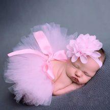 Baba Fotózás - Rózsaszín Balerina szett Készletről