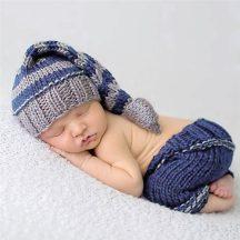 Baba Fotózás - Kék kismanó szett készletről