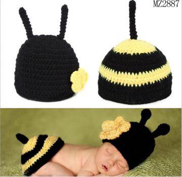 Baba Fotózás - Méhecske szett készletről