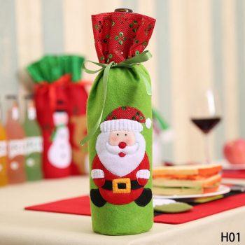Karácsonyi dísztáska Készletről