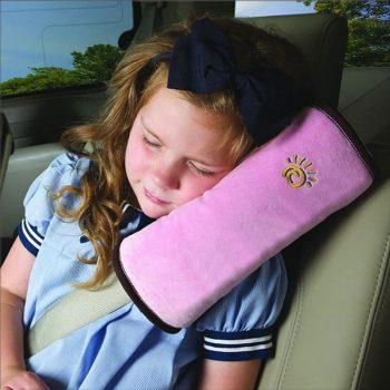 Biztonsági övre tehető alvó  párna gyerekeknek KÉSZLETRŐL