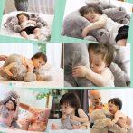 Alvós elefántpárna babáknak