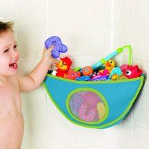Fürdőszobai játéktároló készletről