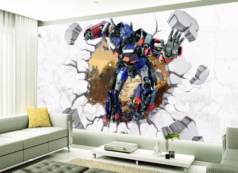 Transformers Optimus falmatrica