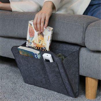 Tárolózseb kanapéra
