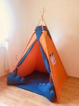 Narancs álom indián sátor gyerekeknek