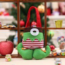 Karácsonyi, mikulás ajándék táska Készletről